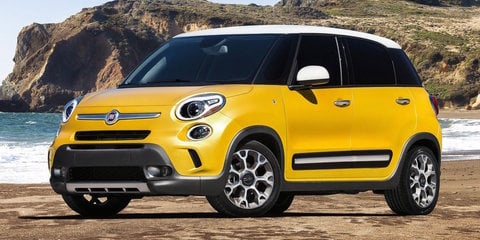 Fiat 500L won't join 500X in Australia