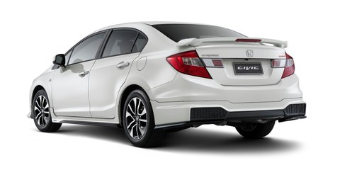 Honda Jazz, Civic, CR-V, HR-V limited edition models released