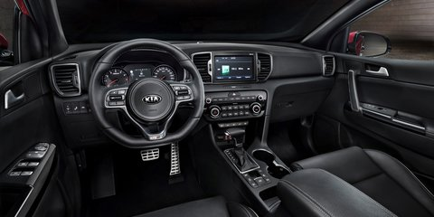 2016 Kia Sportage: Preliminary Australian specifications revealed
