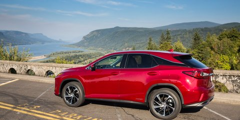 Lexus RX seven-seat SUV is in demand, says chief engineer