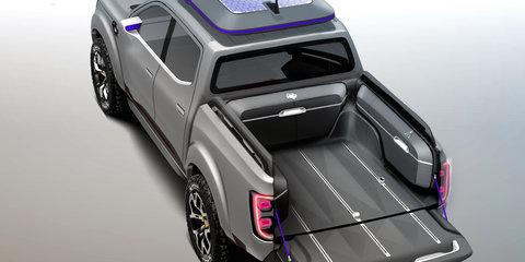 Renault Alaskan ute concept: Navara-based French one-tonne ute previewed