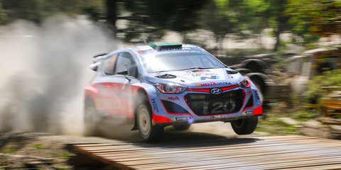 Five reasons you must go to Rally Australia this year