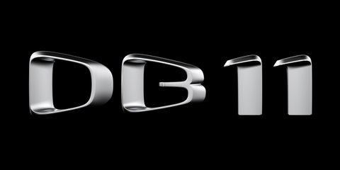 Aston Martin DB11 name confirmed, 2016 unveiling locked in