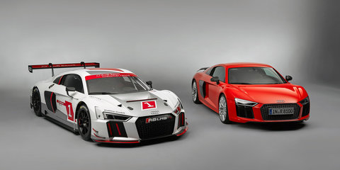 2016 Audi R8 LMS now available for order