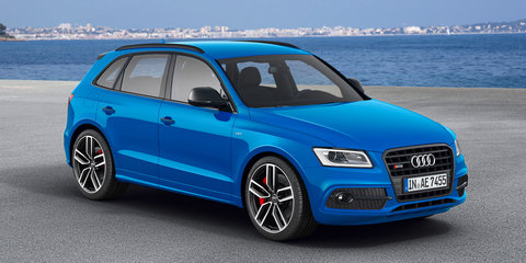 Audi SQ5 TDI Plus revealed