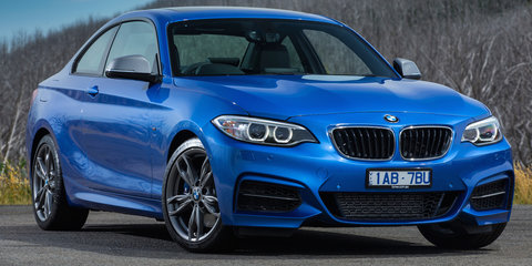 2016 BMW 2 Series Coupe and Convertible pricing and specification update
