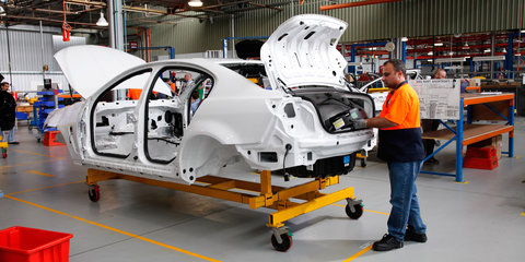 Holden beefs up local design and engineering for global development