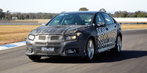 Holden's trend-setting design and performance engineering work praised by GM bosses