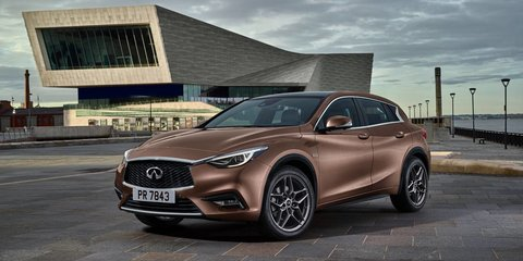 Infiniti Q30 interior revealed ahead of Frankfurt motor show debut