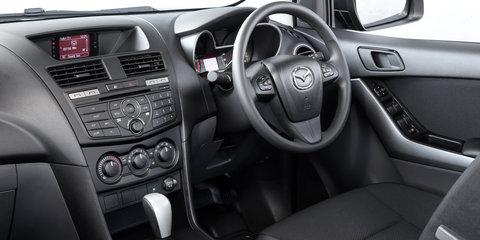 Mazda BT-50 petrol model ruled out