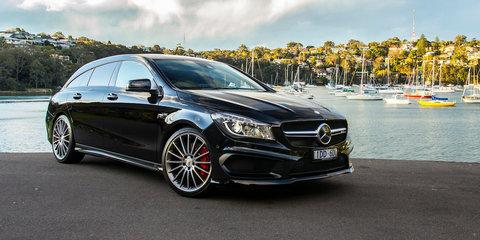 Mercedes-AMG Australia managed a remarkable 2015 sales result