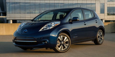 Nissan Leaf gains new battery with 27 percent more range - UPDATE