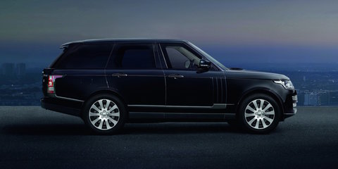 Range Rover Sentinel is a bullet-proof, bomb-proof mobile fortress
