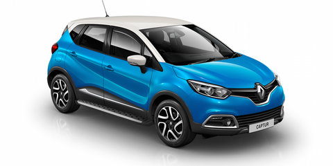 Renault Clio and Captur Expression+ limited editions released