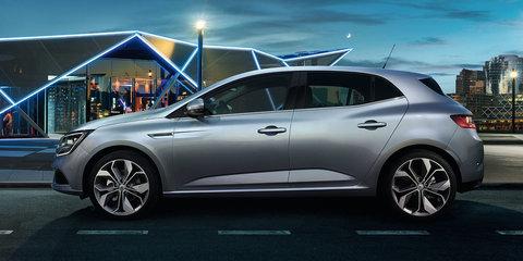 2016 Renault Megane revealed - UPDATE