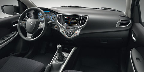 Suzuki Baleno Australian launch confirmed