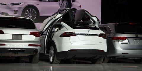 Tesla Model X revealed ahead of Australian debut: 7 seats, 3.2 seconds to 60mph