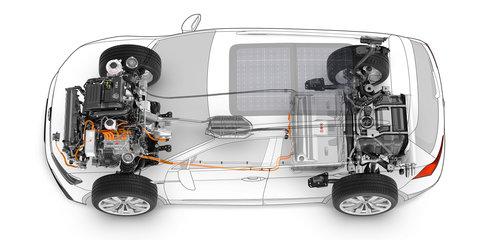 Volkswagen Tiguan GTE Concept unveiled