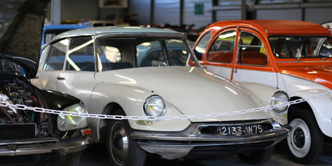 Citroen Conservatoire: A look through 96 years of heritage