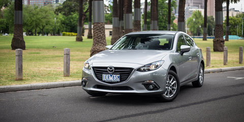 Ford Focus Trend v Mazda 3 Maxx Comparison