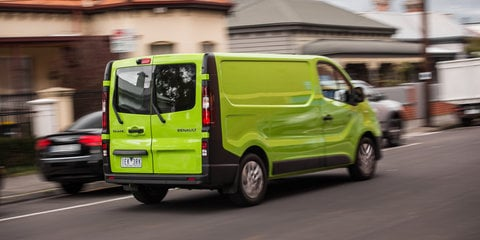 Renault Trafic recalled for rear axle fix