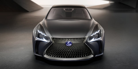 Lexus hydrogen cars confirmed, but Aussies will have to wait