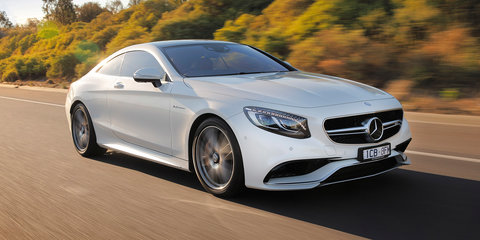 Mercedes-Benz S63 AMG coupe recalled for seatbelt fix