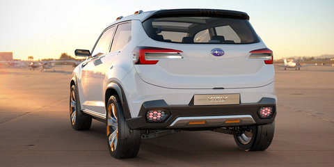 Subaru planning plug-in hybrid for 2018, all-electric SUV for 2021 - report