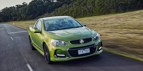 2016 Holden VFII Ute unveiled at Deni Ute Muster