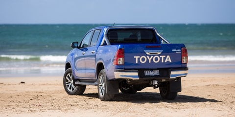 2015 Toyota HiLux : Quick Review
