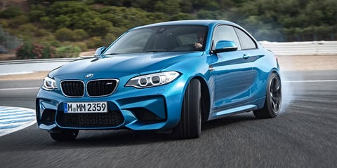 BMW M2 revealed, Australian debut likely for first half 2016