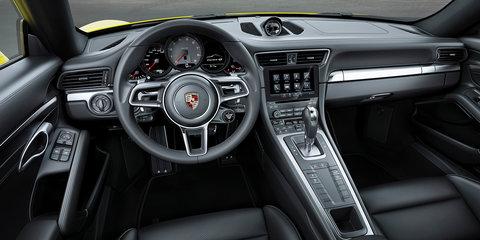 2016 Porsche 911 Carrera 4, Targa 4 pricing and specifications