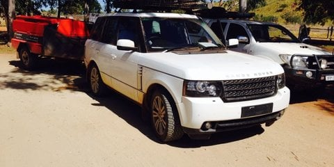 2012 Range Rover Vogue Luxury Tdv8 Review