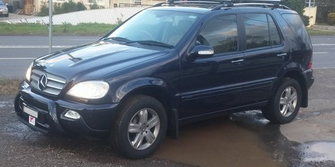 2005 Mercedes-Benz ML 350 Special Edition (4x4) Review