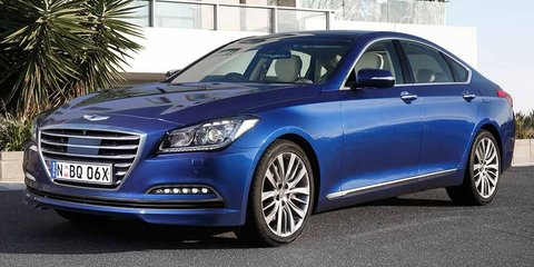 2015 Hyundai Genesis (ultimate Pack) Review Review