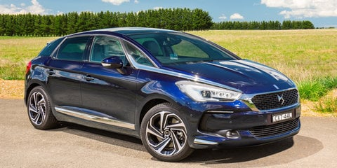 DS 5 pricing and specifications : DS Automobile marque arrives, brings price hike