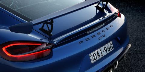 Cayman GT4 RS: Did a Porsche dealer just leak the brand's next big thing?