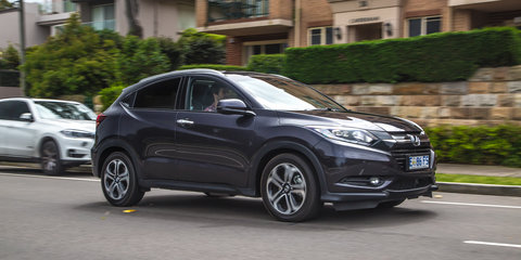 Acura CDX compact SUV revealed ahead of Beijing motor show