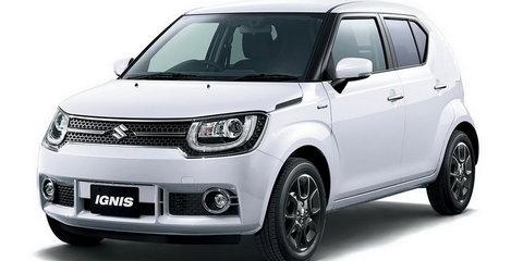 Suzuki Ignis still on wish list for Australia