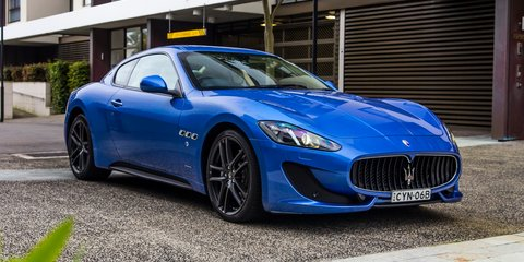 2015 Maserati GranTurismo MC Sportline Review