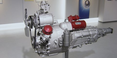 Mazda still working on rotary engine; needs more money