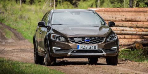 Volvo V60 Cross Country pricing and specifications