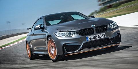 2016 BMW M4 GTS unveiled