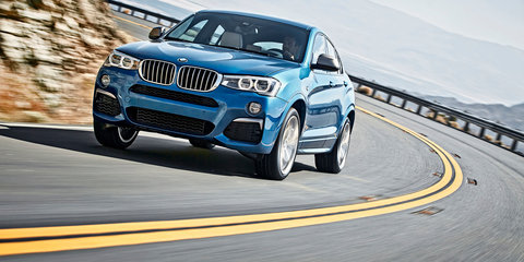 BMW X4 M40i a no-go for Australia: Left-hook sports SUV steering clear
