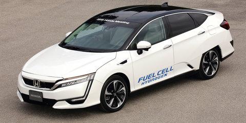 Honda Clarity Review : Quick drive
