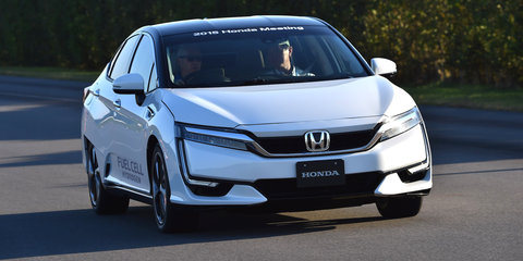 Toyota, Honda, Nissan team up on hydrogen network in Japan