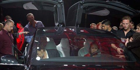 Tesla Model X production hampered by 'hubris', admits company