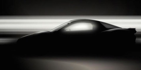 Yamaha teases sports coupe ahead of Tokyo unveiling