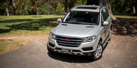 Haval Australia targeting 20 national dealers and 3000 sales in 2016