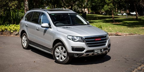 2015 Haval H8 Review